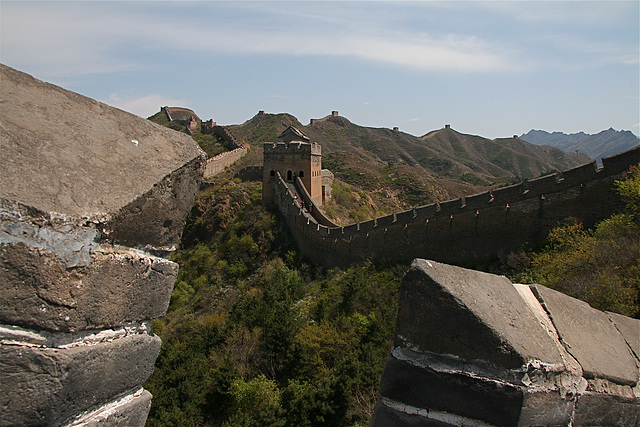 The Great Wall N°1