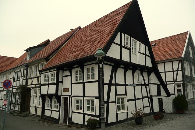 Fachwerkhaus in Soest - Westfalen