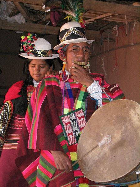 Musique Aymara, Bolivie