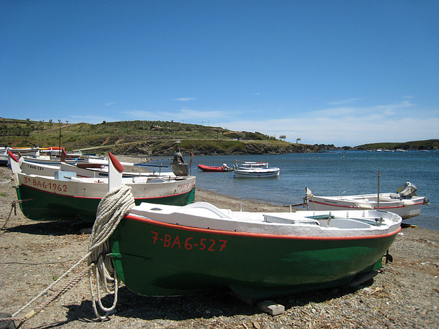 IMG 2229 Portlligat Boote