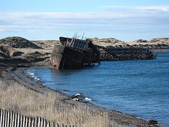 Vapor Fantasma: San Gregorio, Punta Arenas