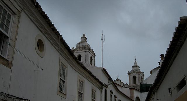 Algarve, Lagos, Church of S. António (1)