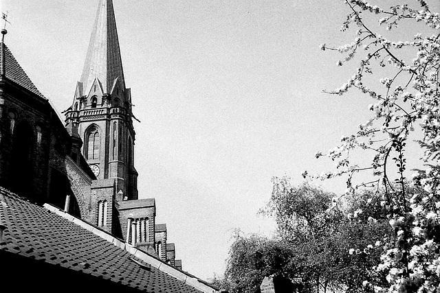 Lüneburg Nikolaikirche 1985