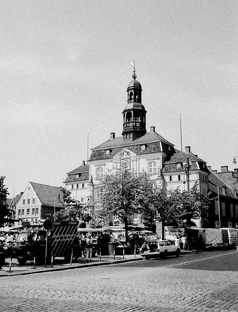Lüneburg Rathaus 1985