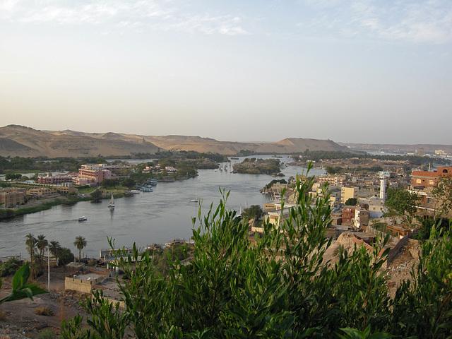 Assuan am Nil