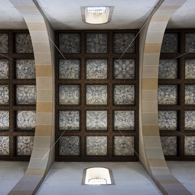 Abtei Michaelsberg | Decke