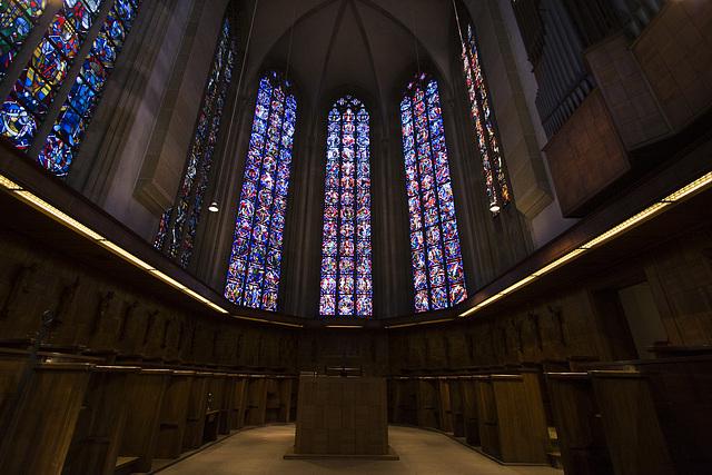 Abtei Michaelsberg | Chorraum