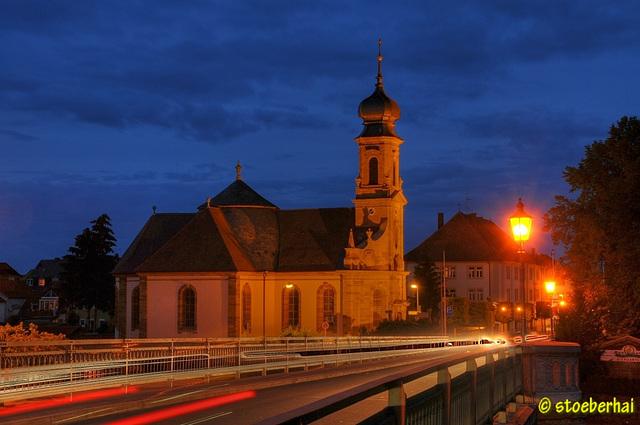 Kreuzkapelle in Kitzingen