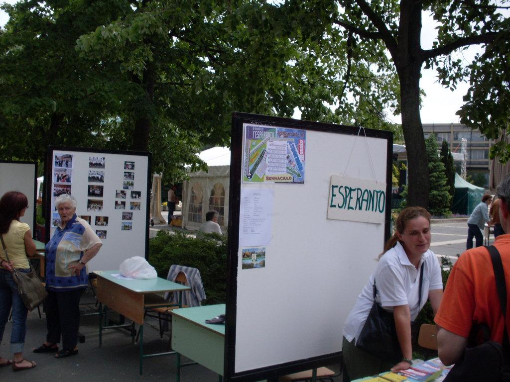 Tago de senprofitaj organizajxoj en Veszprém
