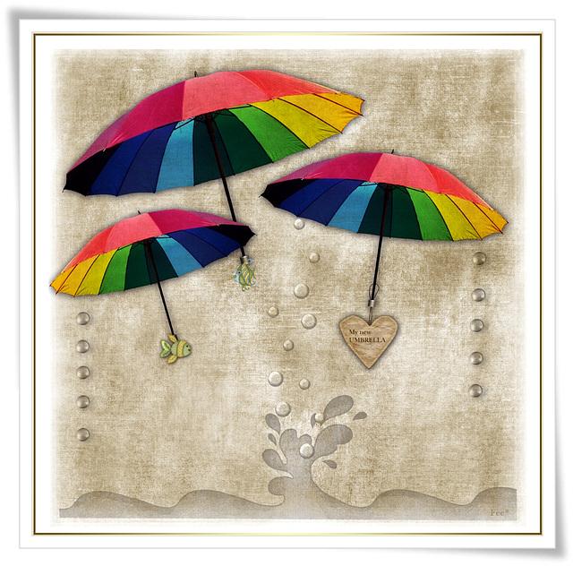 My new umbrella (pip)