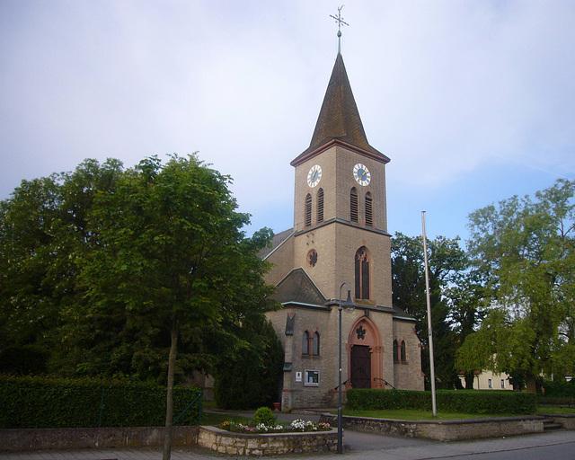 Evang.-Lutherische Segenskirche
