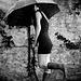 Lina unterm Schirm 1