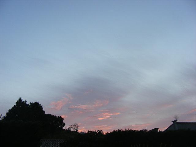 petit matin sur Limoux