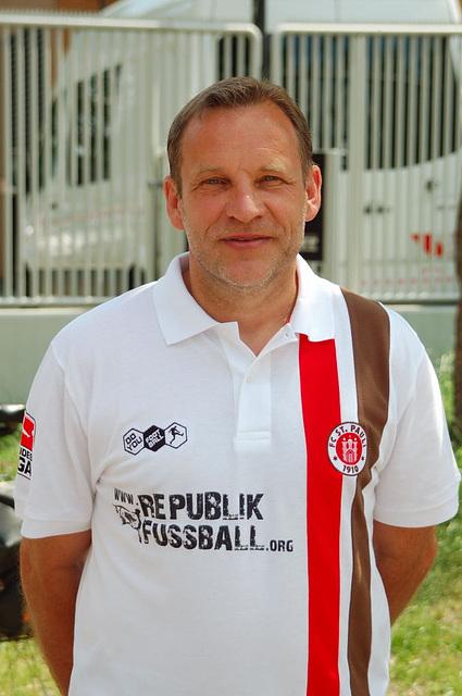 Klaus-Peter Nemet (Torwart-Trainer)