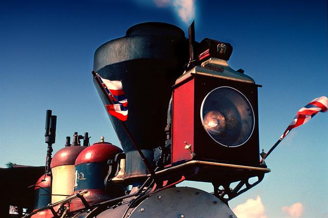 The Lahaina, Kaanapali & Pacific Railroad