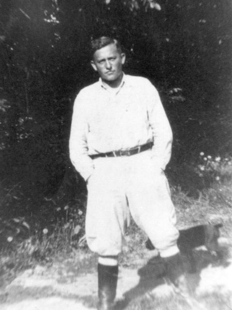 Mein Vater ca. 1943