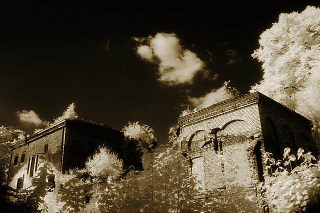 Ruine – ruin