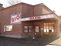 Bio Maxim cinema - Laholm / Sweden - Suède.  25 octobre 2008