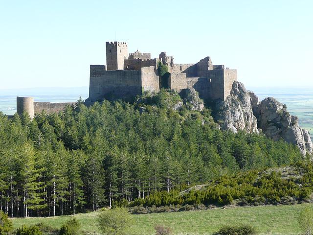 CASTILLO DE LOARRE - Huesca.