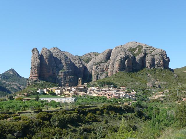 AGÜERO - Huesca.