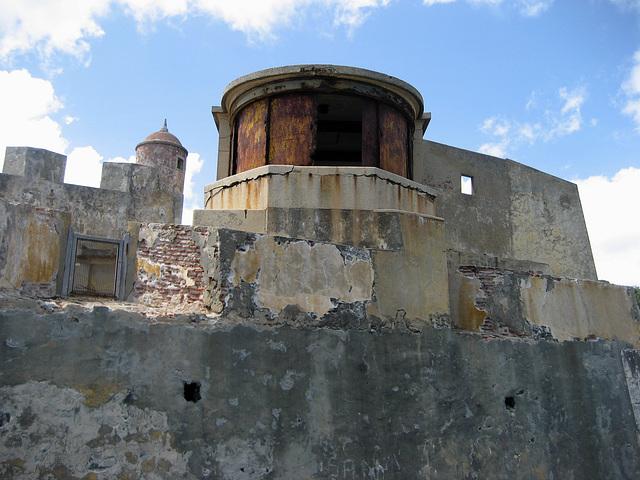 Oeiras, Fort of S. João das Maias (1)