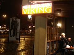 Pub & restaurang Viking  /   Helsingborg - Suède / Sweden.  22 octobre 2008-  Recadrage original