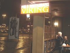 Pub & restaurang Viking  /   Helsingborg - Suède / Sweden.  22 octobre 2008