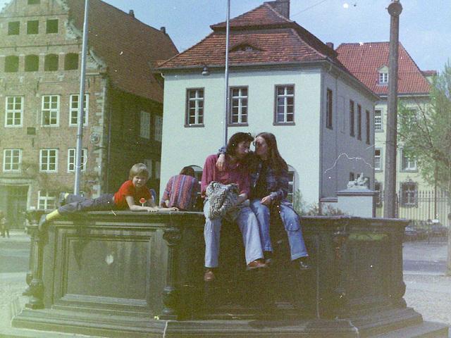 Lüneburg, Lunabrunnen 1977