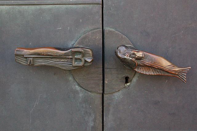 Der Fisch ein frühes christliches Symbol