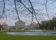 Schloss Nymphenburg und sein Park