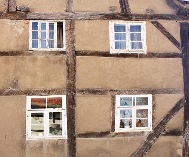 seltene alte Fenster