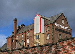 Royal Oak Brewery Stockport 2