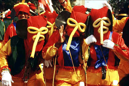Carnaval de Barranquillas, Colombie