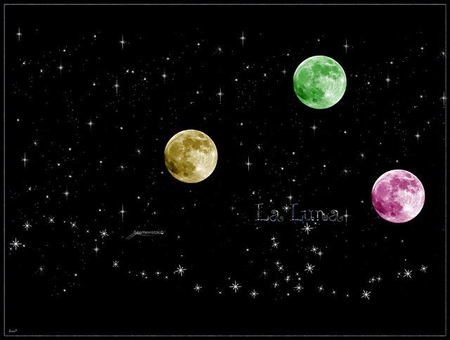 Mondsüchtig :-)