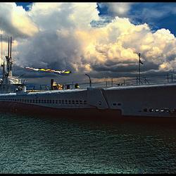 submarine USS Bowfin
