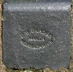 B W Blades, West Bromwich