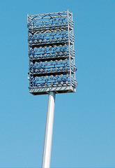 Stadion Nürnberg, Flutlichtmast