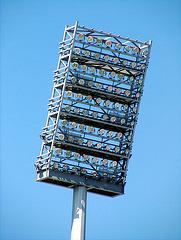 Stadion Nürnberg, Flutlicht