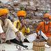 Charmeur de serpent du Rajasthan