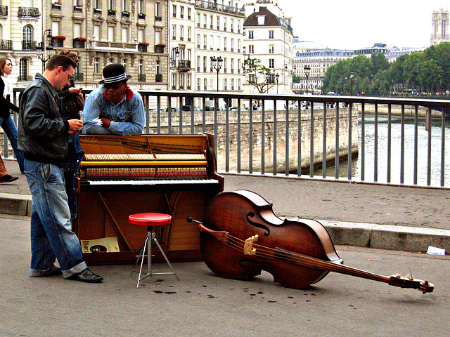 Jazz on the Seine