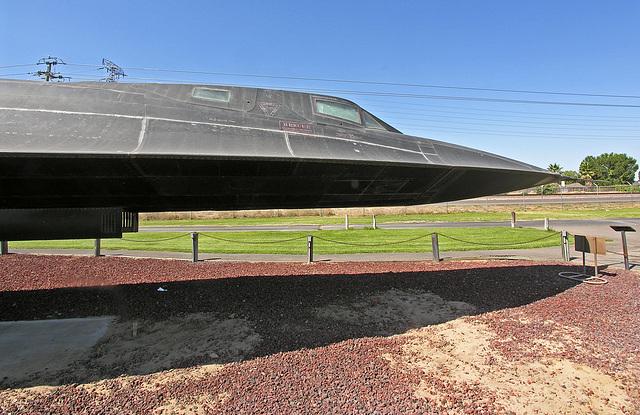 Lockheed SR-71A Blackbird (8327)