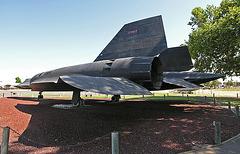 Lockheed SR-71A Blackbird (8328)