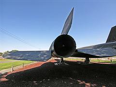 Lockheed SR-71A Blackbird (8329)