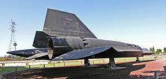 Lockheed SR-71A Blackbird (8331)