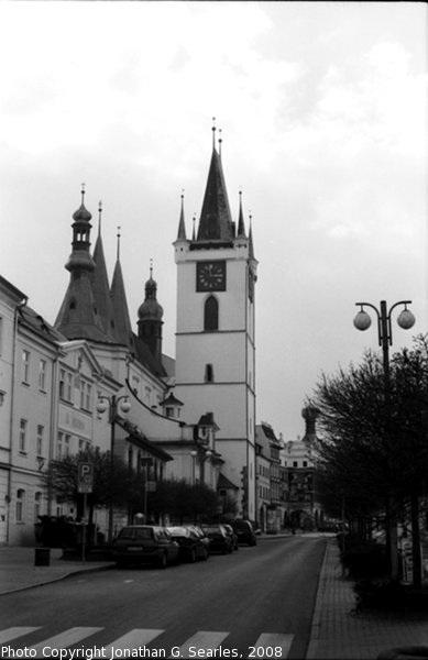 Litomerice (Radnice), Picture 2, Bohemia (CZ), 2008