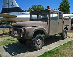 Castle Air Museum Truck (3257)