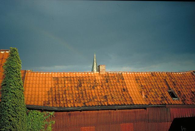 Lüneburg, Vor dem roten Tore