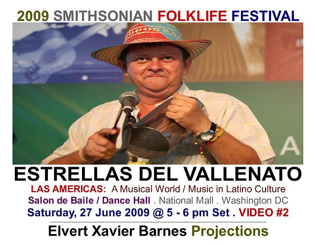 EstrellasDelVallenato2.LasAmericas.DanceHall.SFF.WDC.27June2009