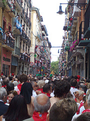 ¡Viva San Fermín!