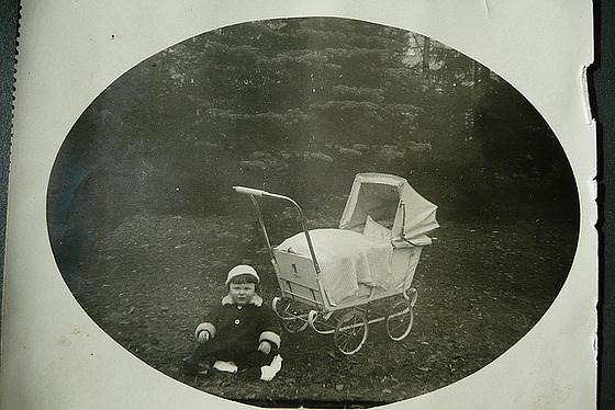 Albert - Elbertinum 1934 - 2 Jahre jung